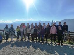 Licealiści z Dwójki zdobywali szczyty Tatr_9