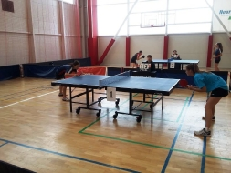 XII edycja Turnieju tenisa stołowego kobiet i mężczyzn - Z UKS-u do AZS-u_10