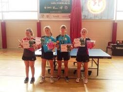 XII edycja Turnieju tenisa stołowego kobiet i mężczyzn - Z UKS-u do AZS-u_1