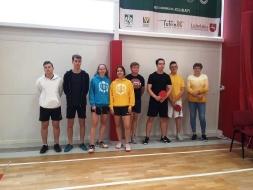 XII edycja Turnieju tenisa stołowego kobiet i mężczyzn - Z UKS-u do AZS-u_2