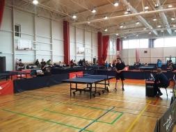 XII edycja Turnieju tenisa stołowego kobiet i mężczyzn - Z UKS-u do AZS-u_8