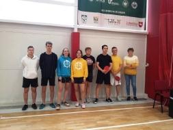 XII edycja Turnieju tenisa stołowego kobiet i mężczyzn - Z UKS-u do AZS-u_9